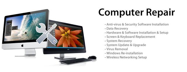 computer repair in Kenya